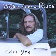 Dick Sims - Within Arm's Reach CD - click for more info